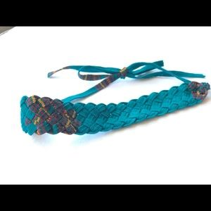 Accessories - Basket weave head band